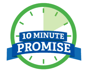 10-Minute Guaranteed Clinic Appointment