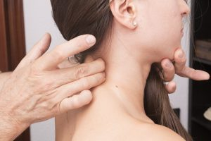how to stop neck pain