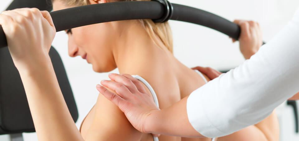physical rehabilitative therapy