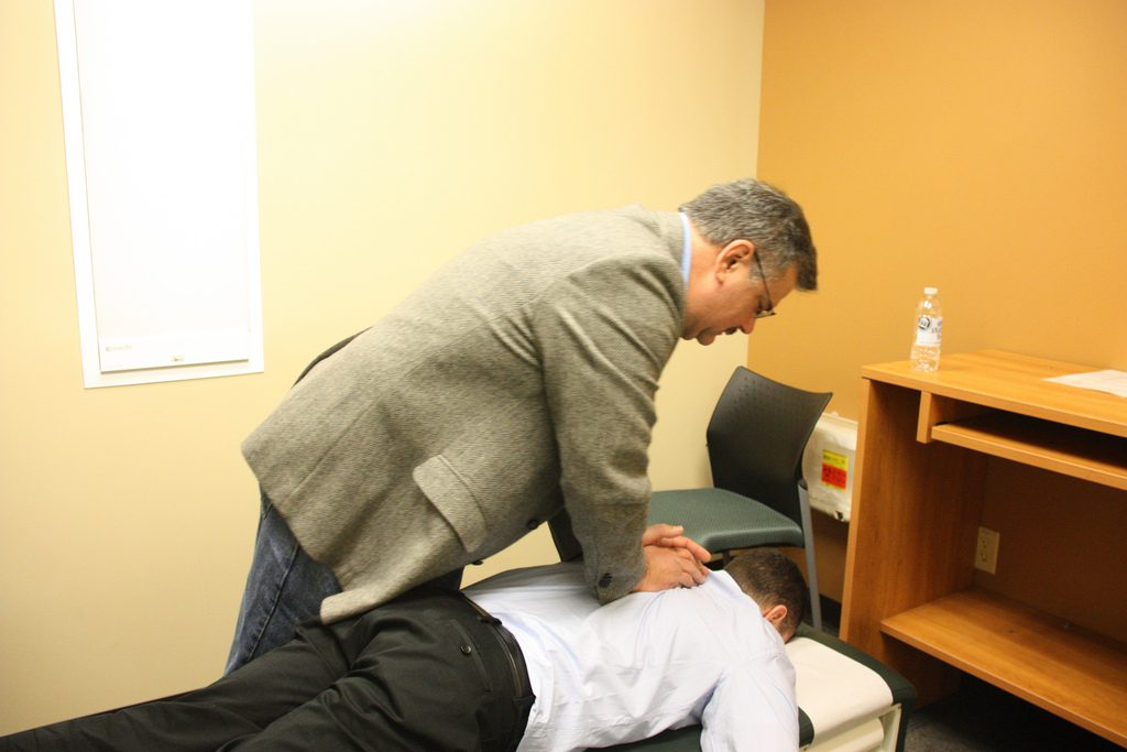 What Does a Chiropractic Adjustment Do for Back Pain?