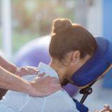 chiropractor or massage therapist