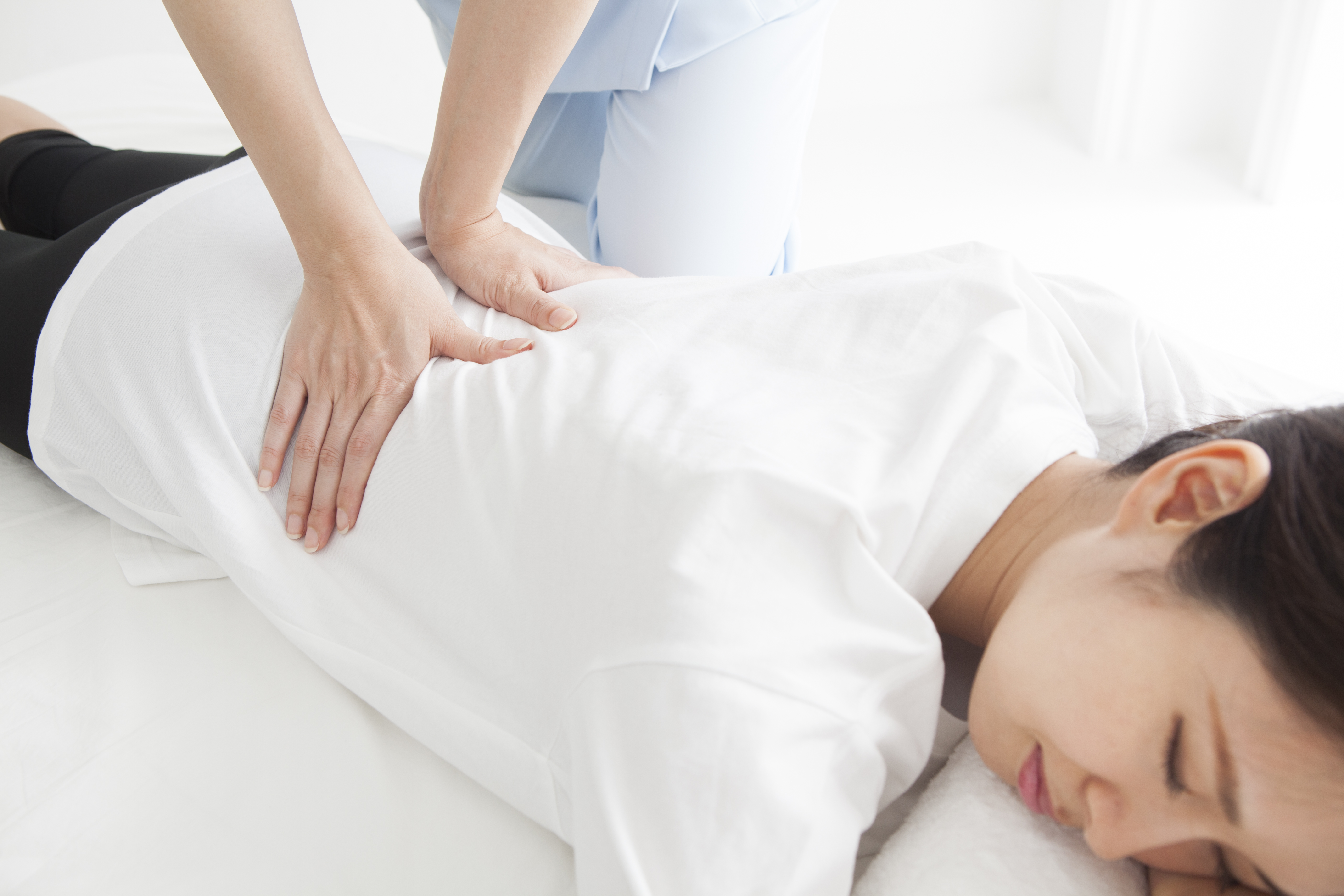 massage or chiropractor for neck and back pain