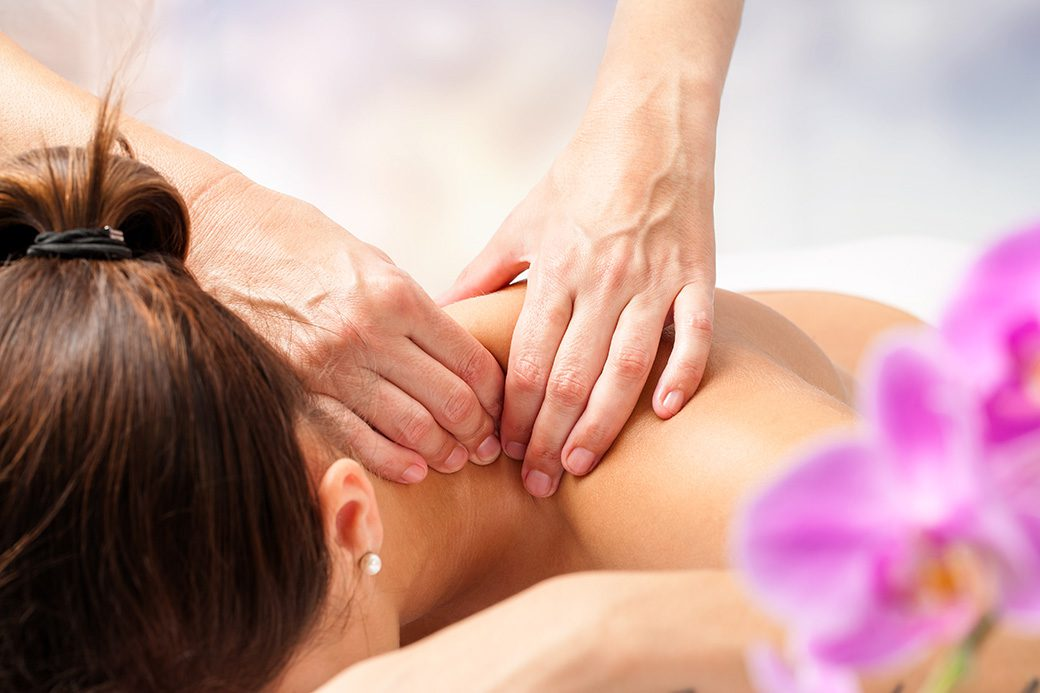 Get a Chiropractic Massage