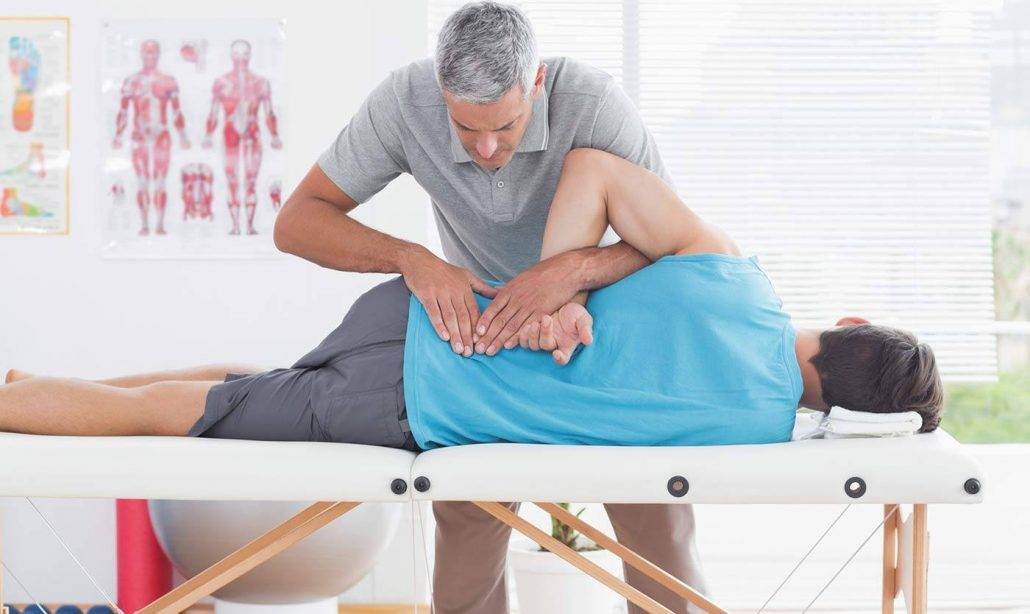chiropractor for low back pain