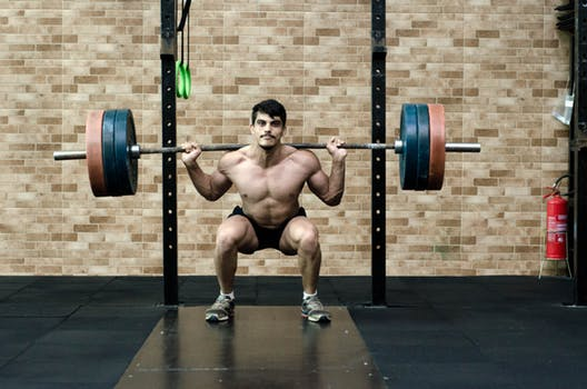 Chiropractic care and weight lifting