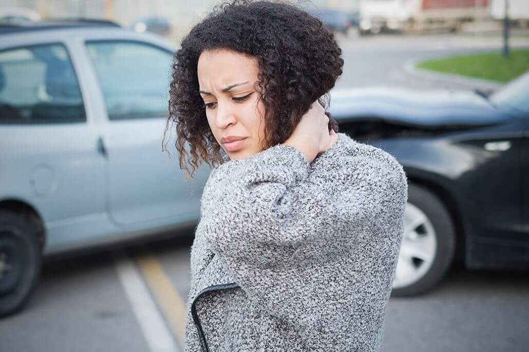 Common Symptoms of Chronic Whiplash