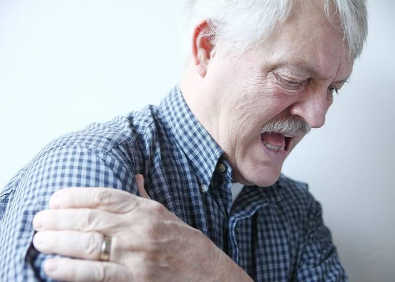 Chiropractic Can Relieve Frozen Shoulder