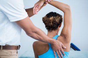 chiropractor adjustment