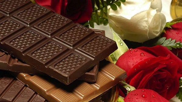 chocolate needs to consumed in moderation to be healthy