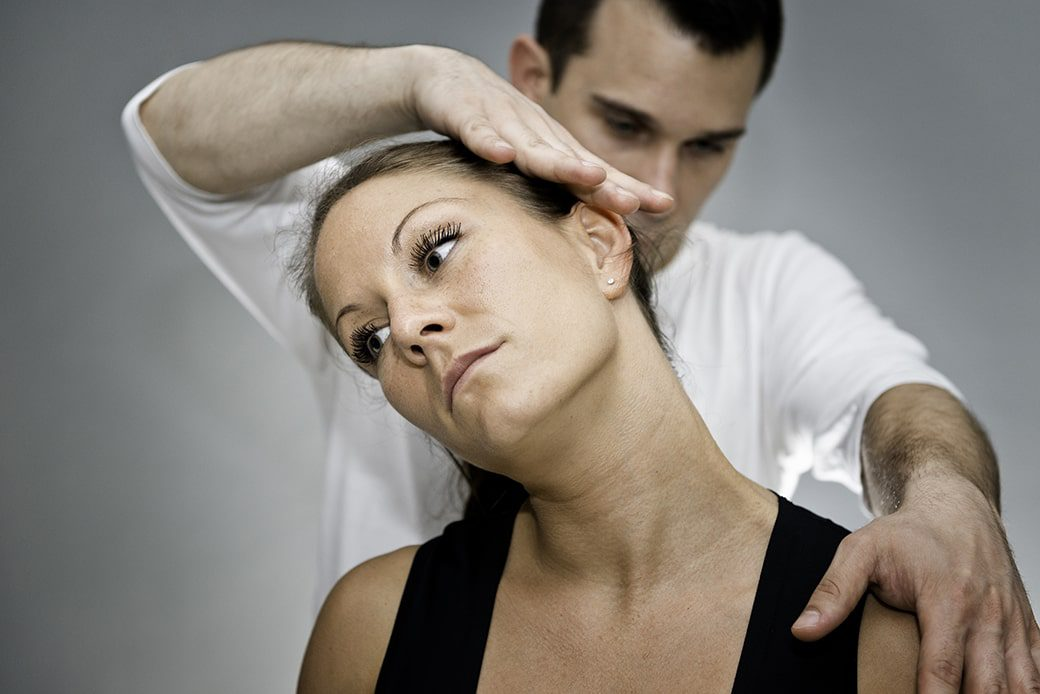 How to heal neck pain?