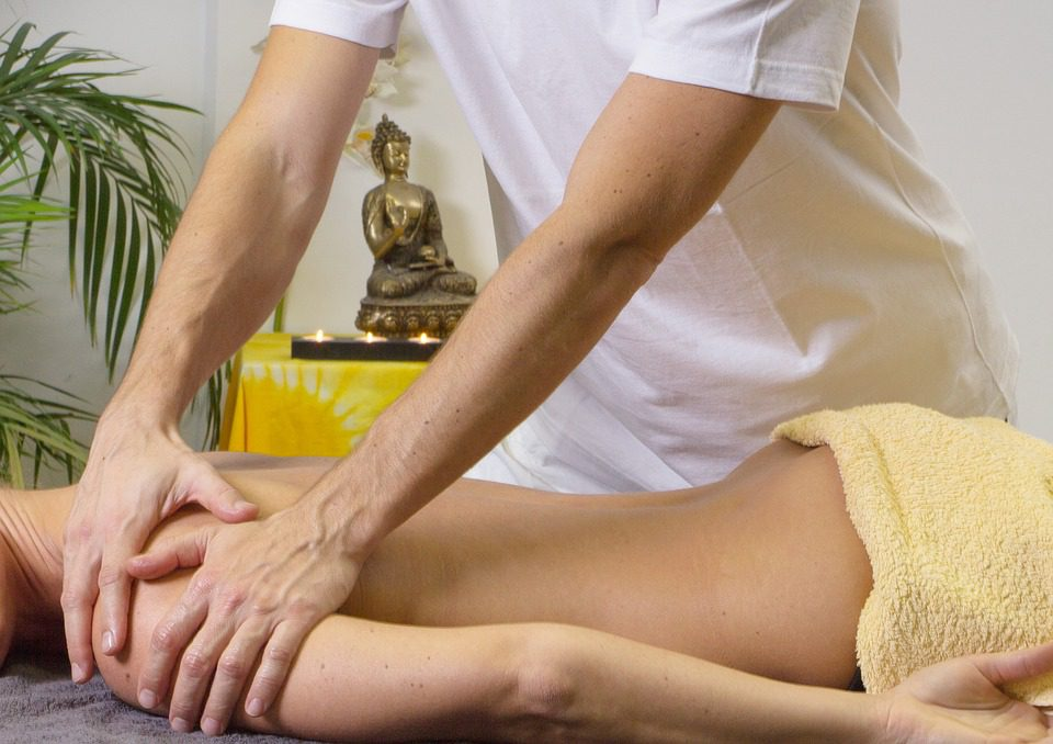 Treat Your Loved One with a Massage this Valentine's Day