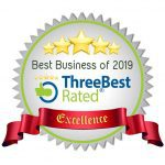 Better Health Chiropractic & Physical Rehab Awarded by Three Best Rated