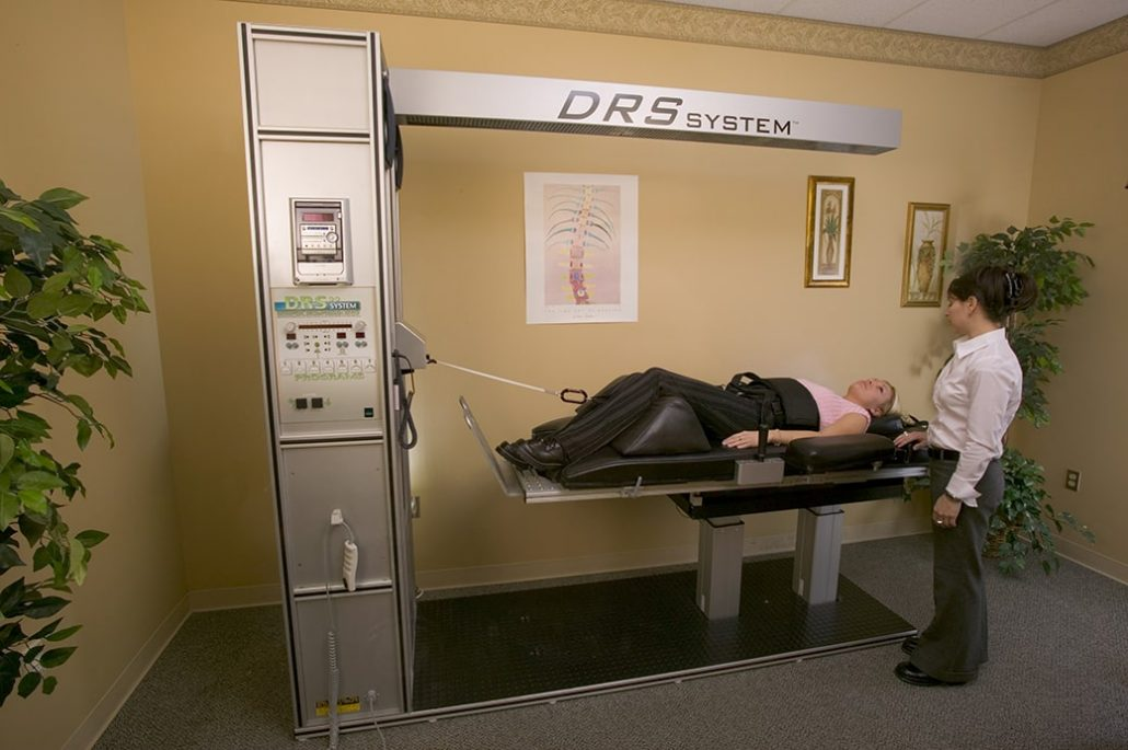 What is non surgical spinal decompression therapy?