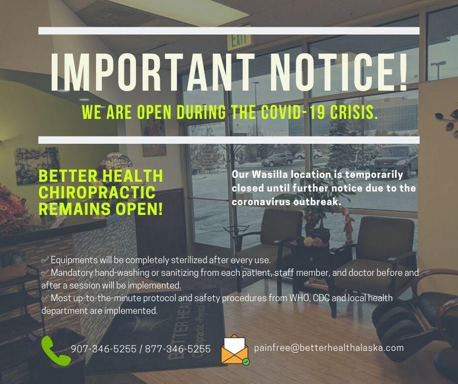 better health alaska covid-19 response
