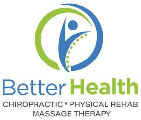 Better Health Chiropractic & Physical Rehab logo