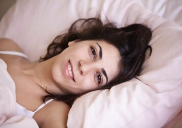 sleep fast even with neck pain