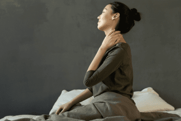 How to Sleep With Pinched Nerve in Neck, Back, and Shoulder?